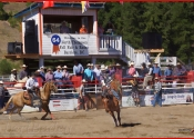 Barrier BC  Rodeo  2013